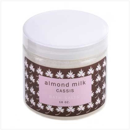 Almond Milk Bath Salts
