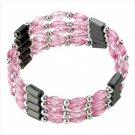 Pink Magic Magnet Bracelet
