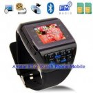 Quad-band dual card dual standby compass watch mobile phone Avatar ET-2 New Listing