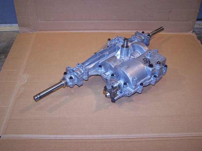 New Upgraded Peerless MST 206-545C Transaxle; fits Sears, Craftsman, Poulan, Husqvarna, UK Ride-ons
