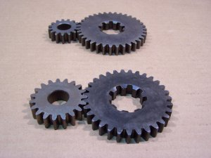 Gearset Upgrade 1 for Peerless 820 Transaxle; Mower Racing or Pulling