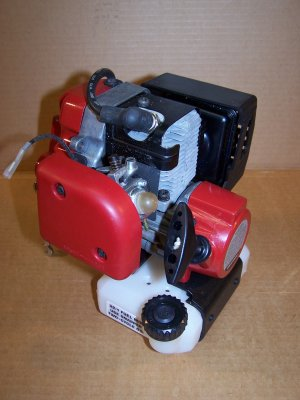 New McCULLOCH, SNAPPER (Other) 21.2cc Trimmer Engine/Powerhead