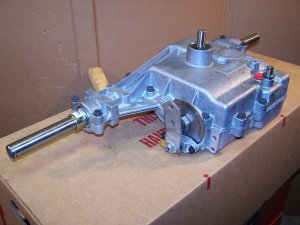New 5-Speed Peerless Replacement 820-001B  Transaxle; fits Murray, replaces 820-028