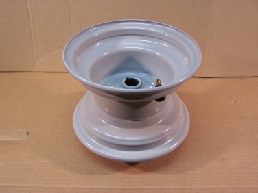 New 8� Beadlock® Wheel Rims w/ Offset Keyed 1�-Bore Hubs; ATV, Go-Kart or Mower Racing