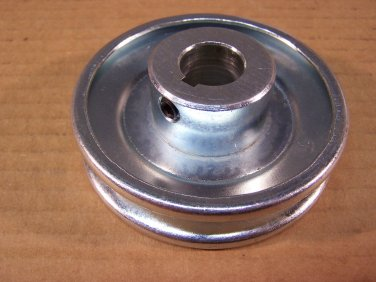 "New Input-Shaft Pulley, 3-1/2"" Diameter, fits PermaGreen© Magnum & Triumph"