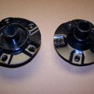 "New 5-Lug Mower Drive-Wheel Hubs to Fit 1"" Keyed Axles"