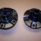 "New 5-Lug Mower Drive-Wheel Hubs to Fit 1"" Keyed Axles"