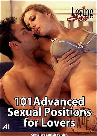 101 Advanced Positions -DVD