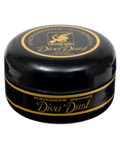 Crazy Girl Pheromone Shimmery Diva Dust