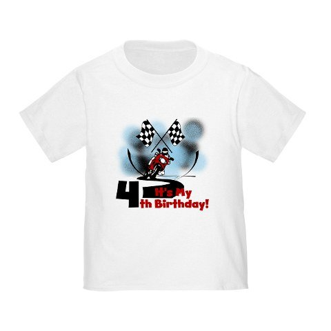 It's My 4th Birthday