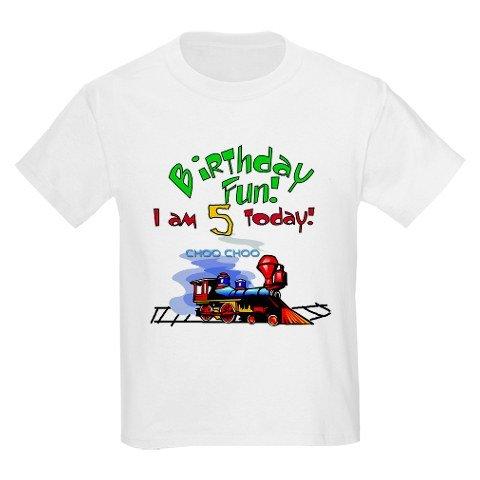 Birthday Fun I am 5 Today