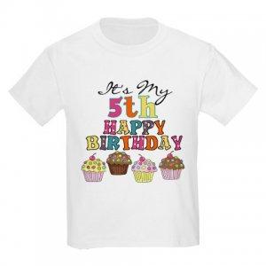 It's My 5th Happy Birthday
