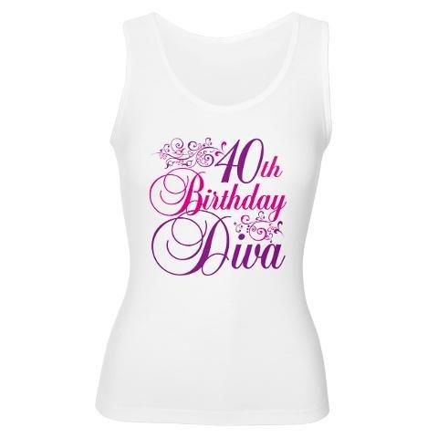 40th Birthday Diva
