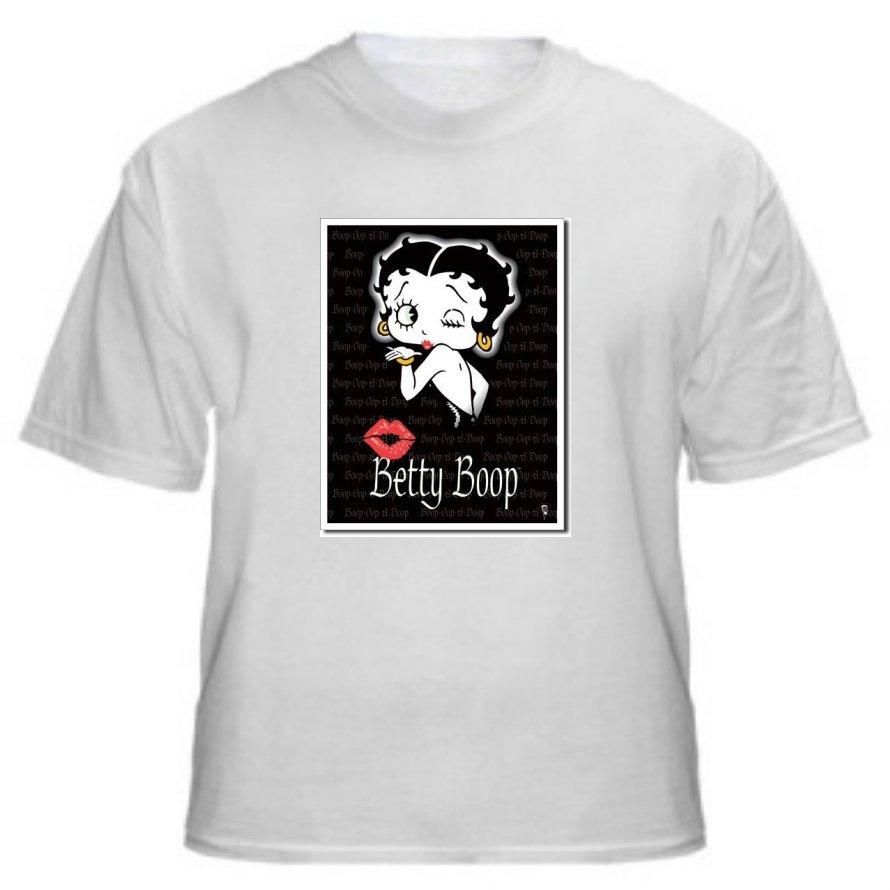Betty Boop -  Boop Kiss