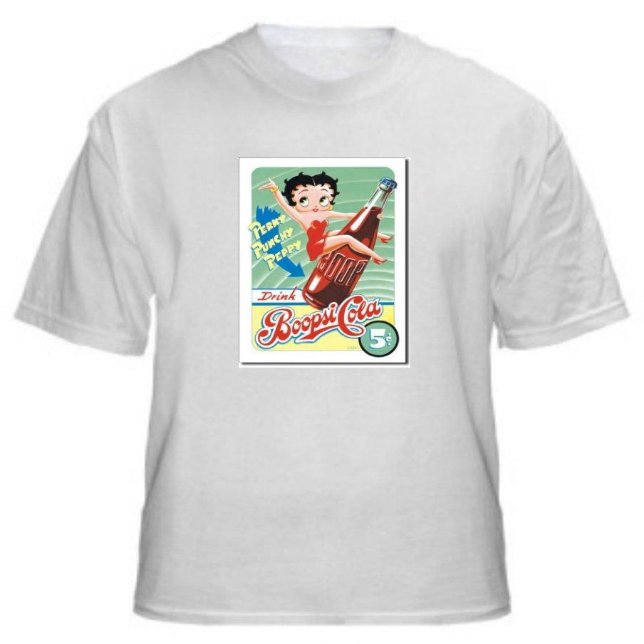 Betty Boop - Boopsi Cola