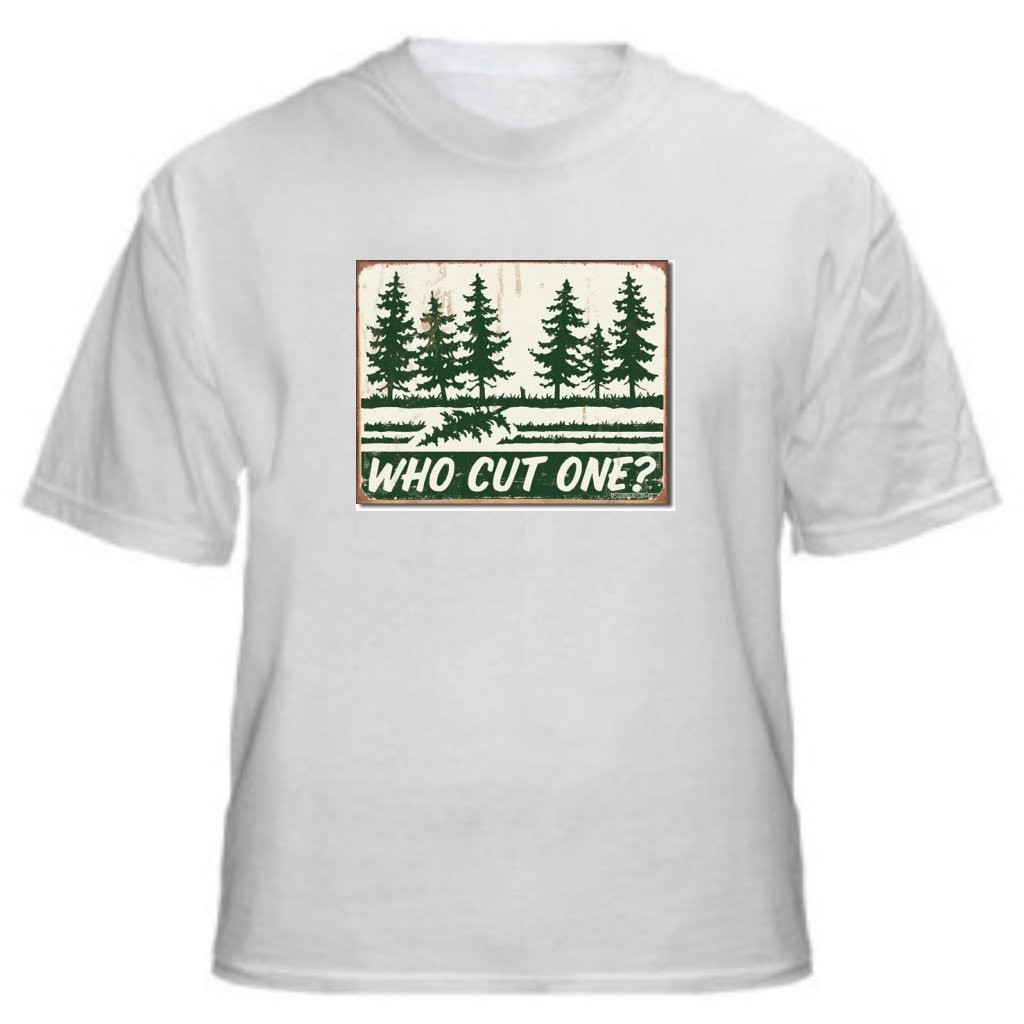 Who Cut One?