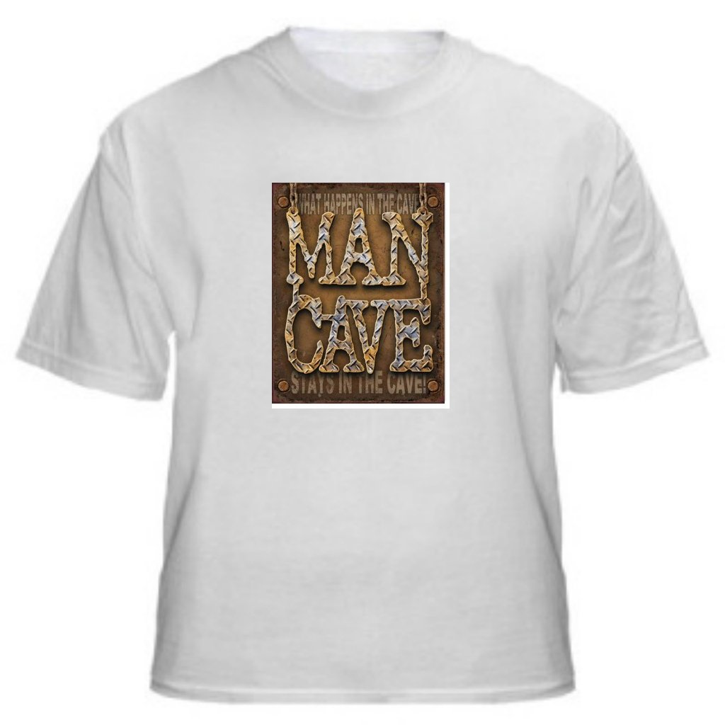 What Happens In The Man Cave ....