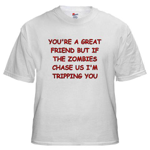You're A Great Friend But ...