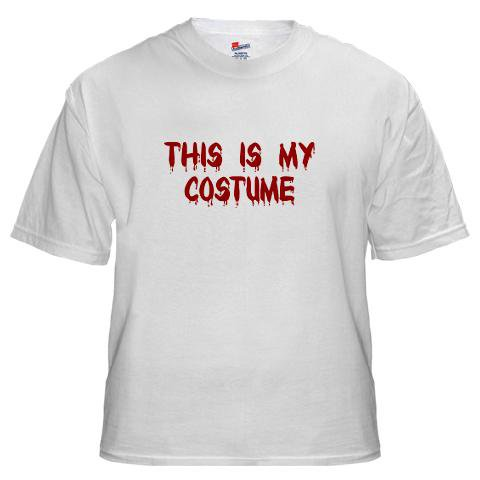 This Is My Costume