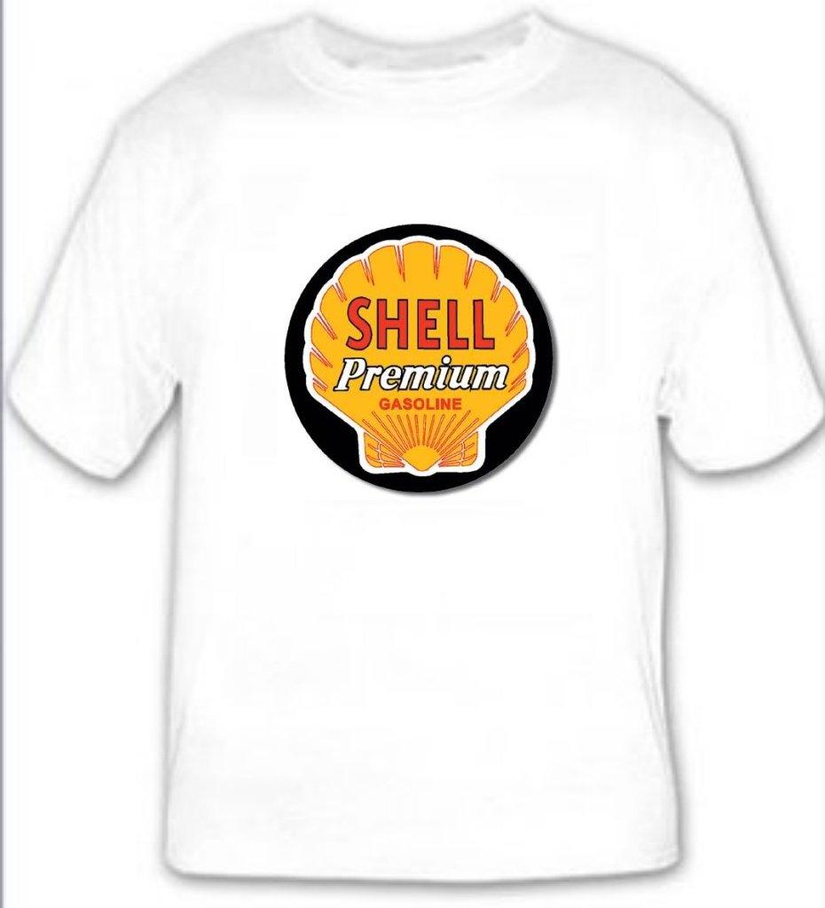 Shell Premium Gasoline