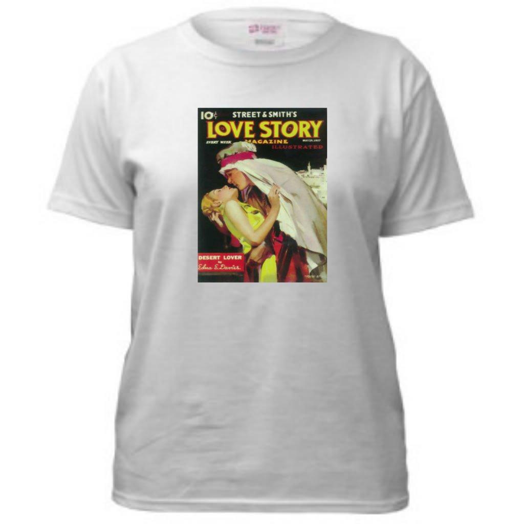 Love Story Magazine - 1937