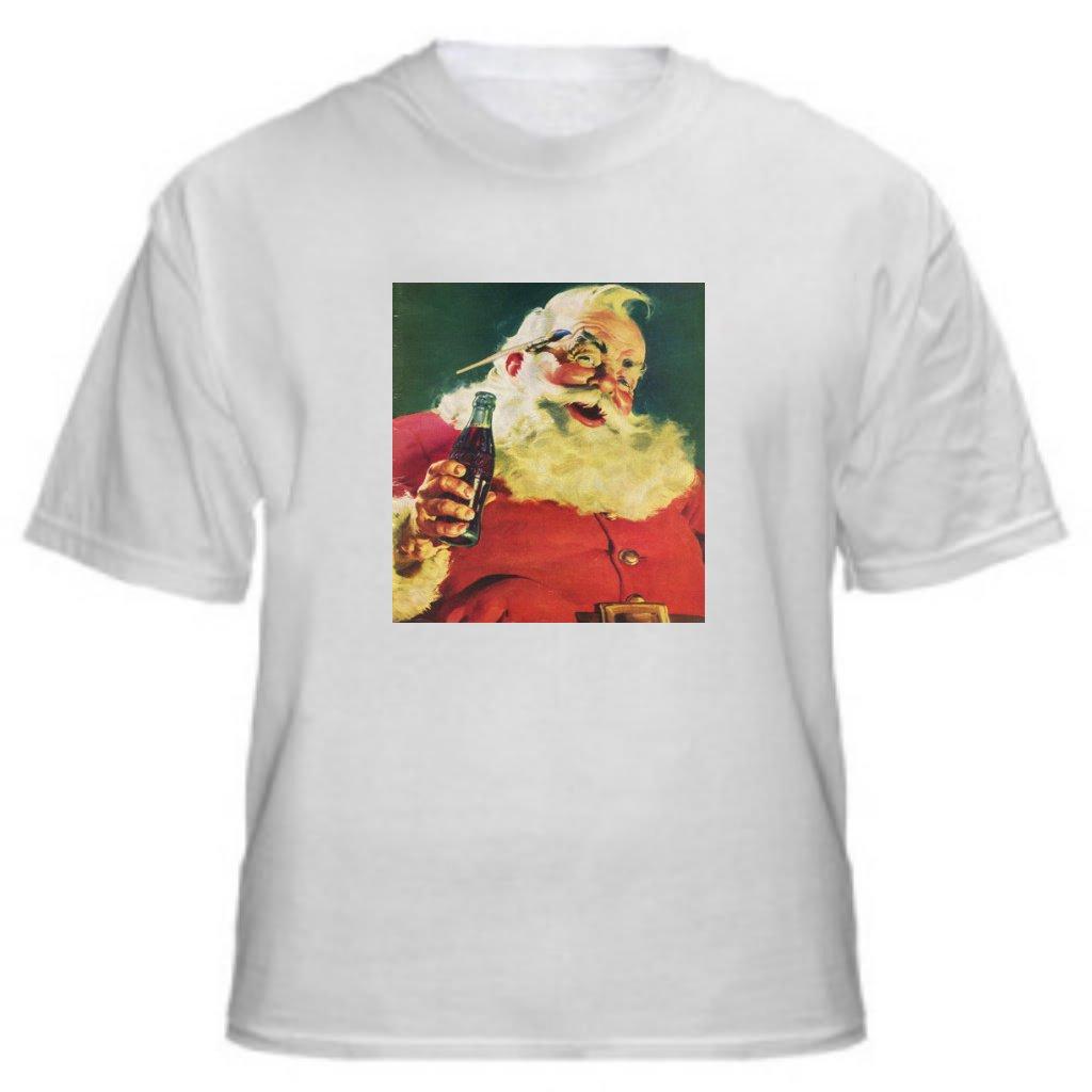Vintage Coca-Cola Santa Claus