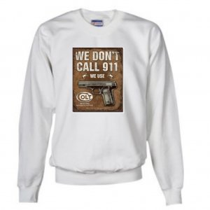 We Don't Call 911 ....