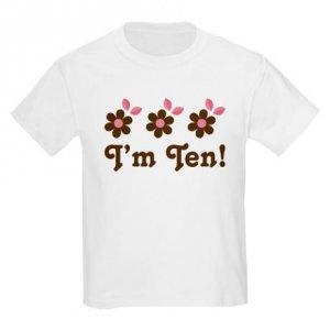 I'm Ten!
