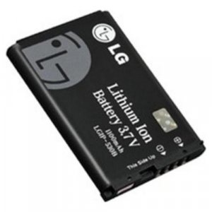 LG LGIP-530B Cell Phone Battery - 1100 mAh Lithium Ion (Li-Ion) - 3.7 V DC FREE s/h!