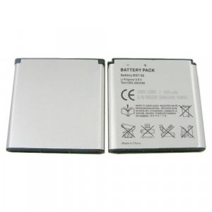 BST-38 Battery for Sony Ericsson K850i W580i S500i C902
