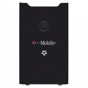OEM Motorola W490 T-Mobile BLACK Battery Door Cover - AAHN6009A