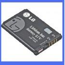 LG OEM LGIP-520B Lithium Ion Cell Phone Battery - SBPL0086903 FREE s/h!