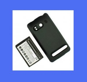 HTC Evo 4G 3500mAh Extended Battery + Cover FREE SHIPPING!