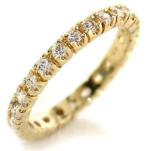 New Gold Plated Engagement/Wedding Band Size 8