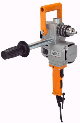 COMPACT, 2-SPEED 1/2'' RIGHT ANGLE DRILL