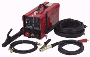 220 VOLT, 130 TIG/90 ARC WELDER INVERTER