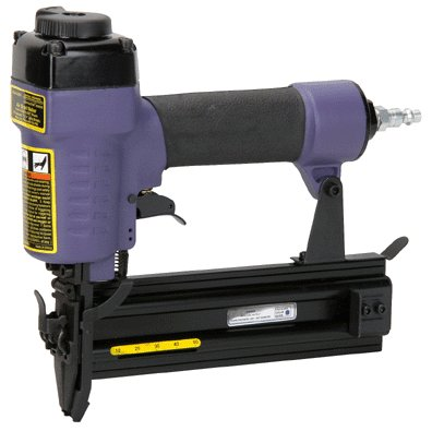 18 GAUGE, 3/8'' TO 2'' AIR BRAD NAILER