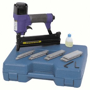 18 GAUGE, 1/4'' CROWN AIR STAPLER