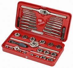 41 PC. SUPER DUTY TAP AND DIE SET