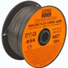 .035'' E71T-GS FLUX CORE WELDING WIRE