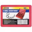 O-Ring Assortment 382 Piece