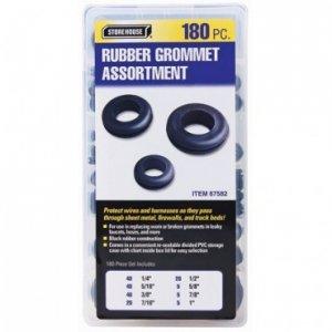 Harness Grommet Set 180 Piece