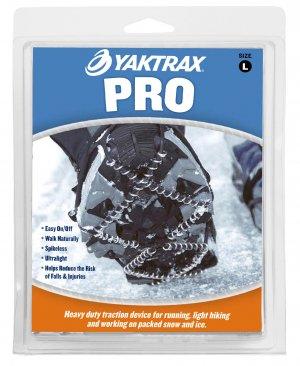 Yaktrax Pro - Men's Black - Free Shipping to U.S.