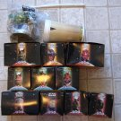 Set of rare, MIB Star Wars Episode I Collection of 10 toys, plus bonus Yoda cup!