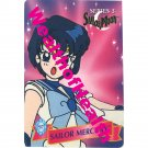 Sailor Moon Card, Cardzillion Series 3: 97 Sailor Mercury