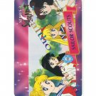 Sailor Moon Card, Cardzillion Series 3: 113 Sailor Scouts
