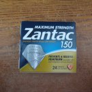 Maximum Strength Zantac 150 24 Doses