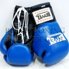 Reyvel boxing gloves Mexican style 10 oz Blue
