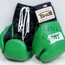 Reyvel boxing gloves Mexican style 10 oz Green