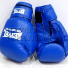 Reyvel boxing gloves Synthetic Leather 12 oz Blue